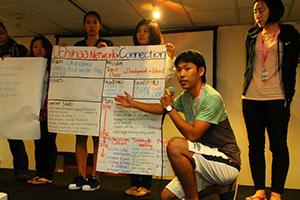 第4回 世界若者ウチナーンチュ大会フィリピン・2015