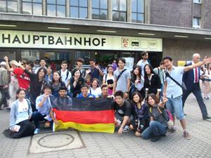 第2回 世界若者ウチナーンチュ大会ドイツ・2014